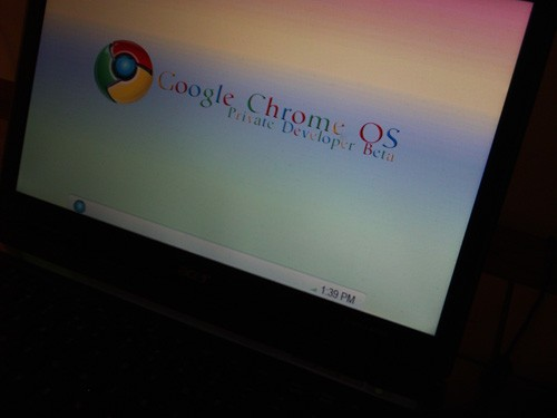 Google Chrome OSin gerçek ya da sahte olduğu belli olmayan ilk fotoğrafları internete sızdı