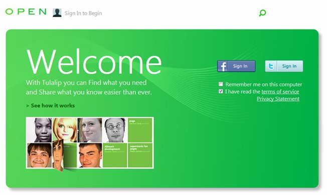 """Microsoft """"Tulalip"""" adlı yeni bir sosyal ağ servisi üzerinde mi çalışıyor?"""