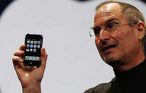 Steve Jobs birinci nesil iPhone çıkmadan önce Wi-Fi tabanlı mobil şebeke kurmayı düşünmüş