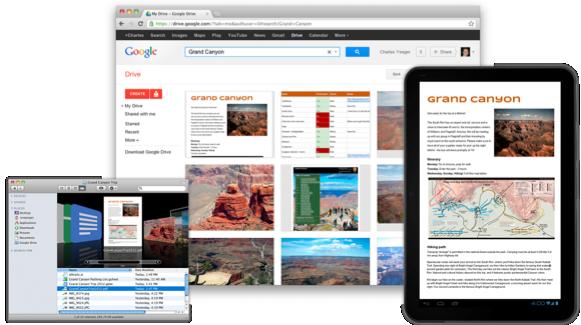 5 Gblik Ücretsiz Depolama Alanı Sunan Google Drıve Resmiyet Kazandı.