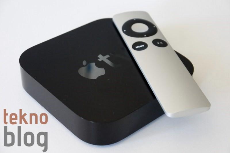 ucuncu nesil apple tv