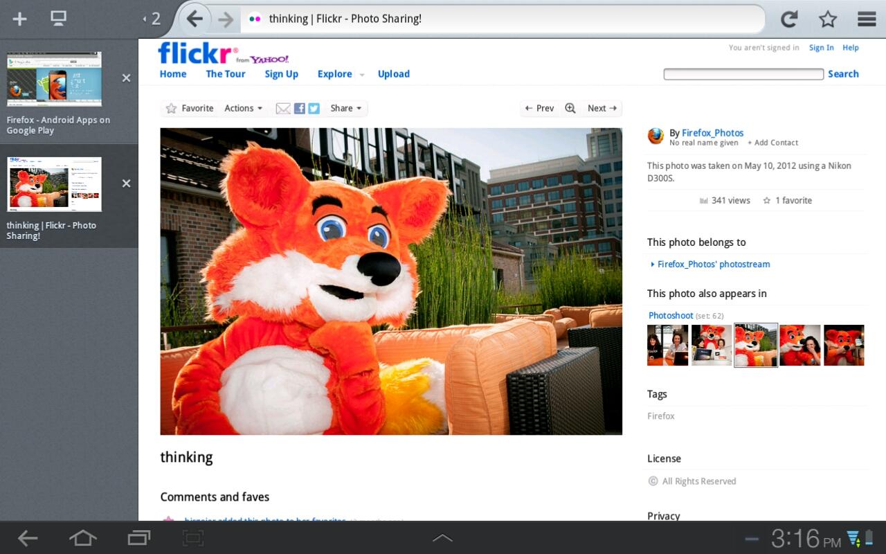 firefox-android-tablet-280812 Firefox'un Android tablet uygulaması güncelleme ile daha yüksek hıza kavuştu