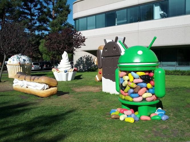 google play servisleri