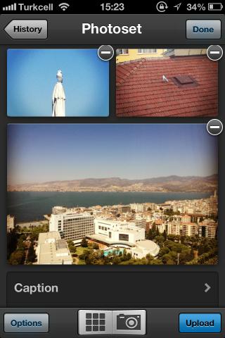 Photoset iOS Uygulama İncelemesi