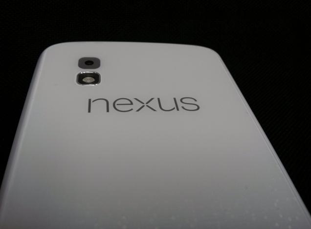 Beyaz renkli LG Nexus 4 görüntülendi