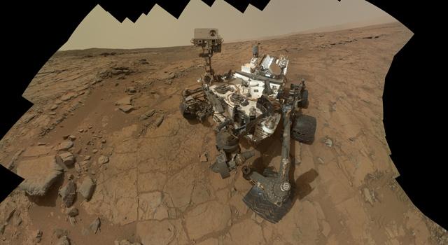 curiosity mars