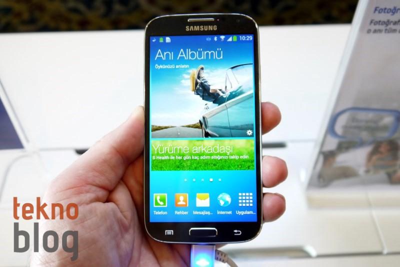 Galaxy S4 telefonda numara engelleme nasıl yapılır