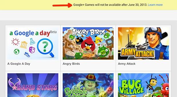 Web de sunduğu oyun tekliflerini yenileyen google google oyunlar