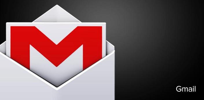 gmail android uygulamasi logo