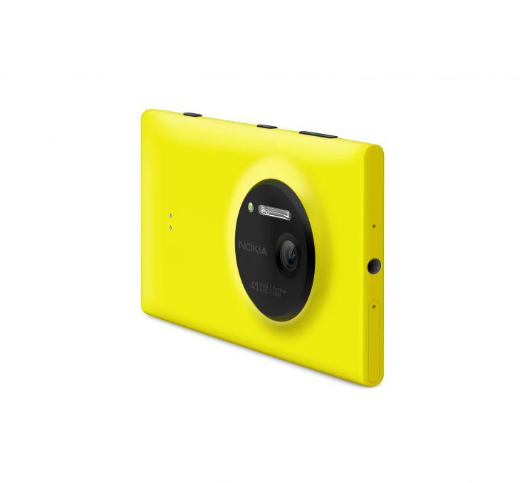 Nokia Lumia 1020 Arka