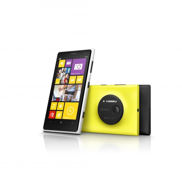 Nokia Lumia 1020 Renkleri