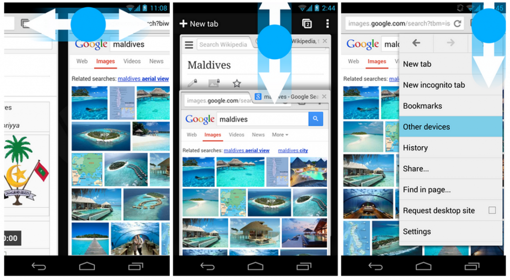 google-chrome-android-beta-230813
