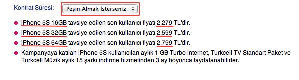 turkcell-iphone-5s-fiyatlari-pesin-311013