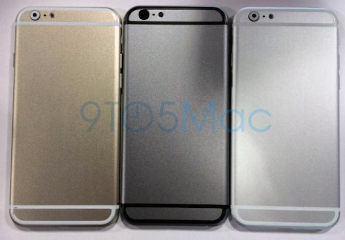 9to5Mac sitesinin haberinde işaret edilen iPhone 6'nın arkası böyle görünebilir.