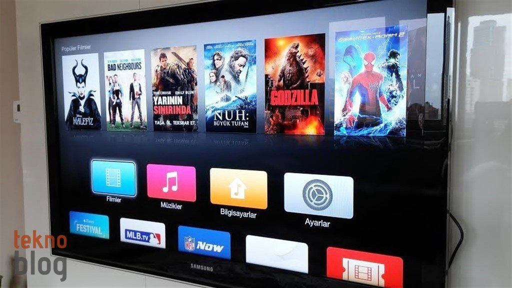 apple internet tv