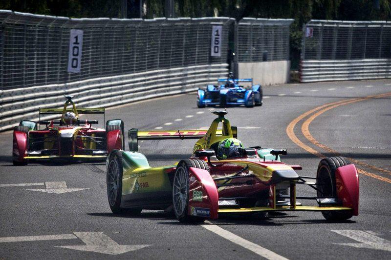 Formula E Series Debuts in Beijing