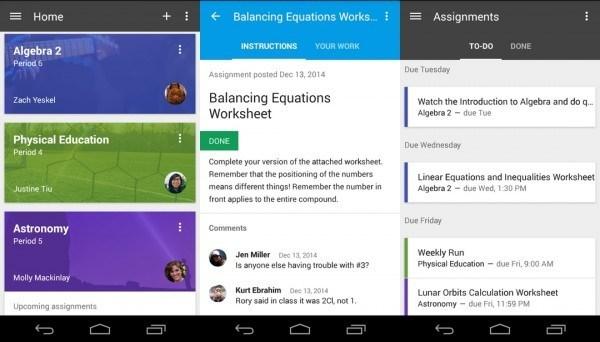google-classroom-ios-android-uygulama-150115