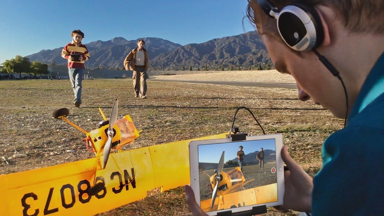 Video: Apple'ın Oscar ödüllerine özel iPad Air 2 reklamı