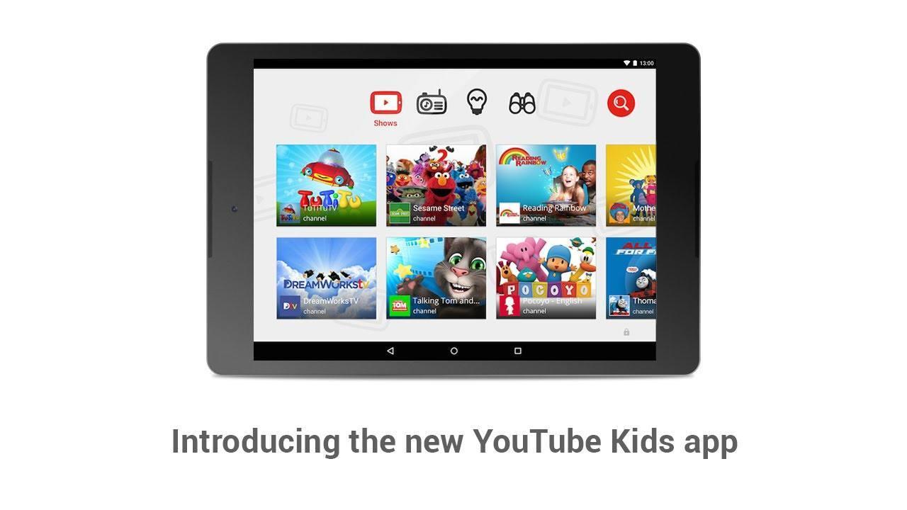 Çocuklar için YouTube uygulamaları yayınlandı, Türkiye'den indirilemiyor