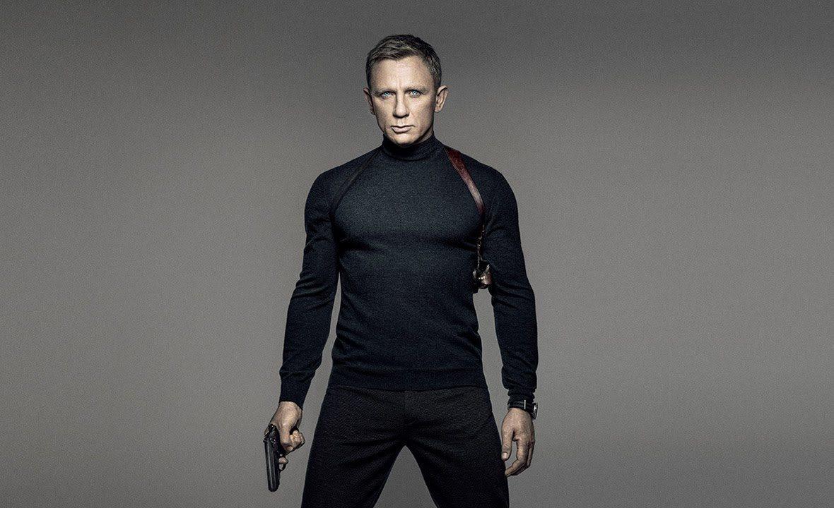 Yeni James Bond filmi Spectre'nin ilk fragmanı yayınlandı