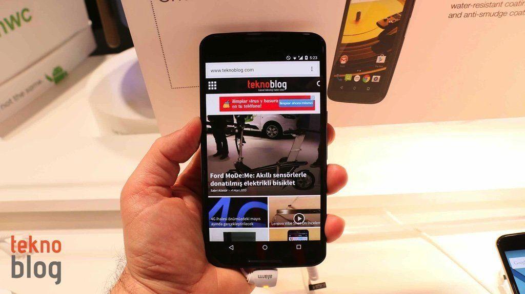 Nexus 6 Ön İnceleme