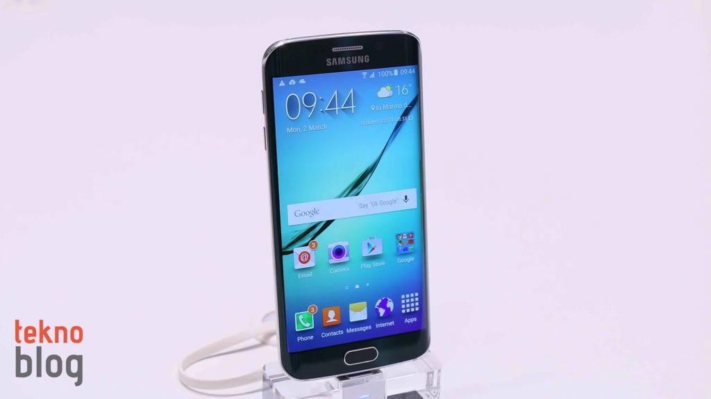 Samsung Galaxy S6 edge Ön İnceleme