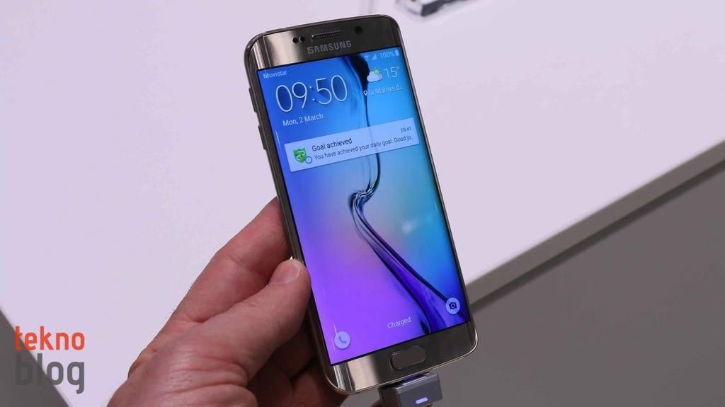 Video: Samsung Galaxy S6 Edge'in kenar ekranları ne gibi avantajlar sunuyor?