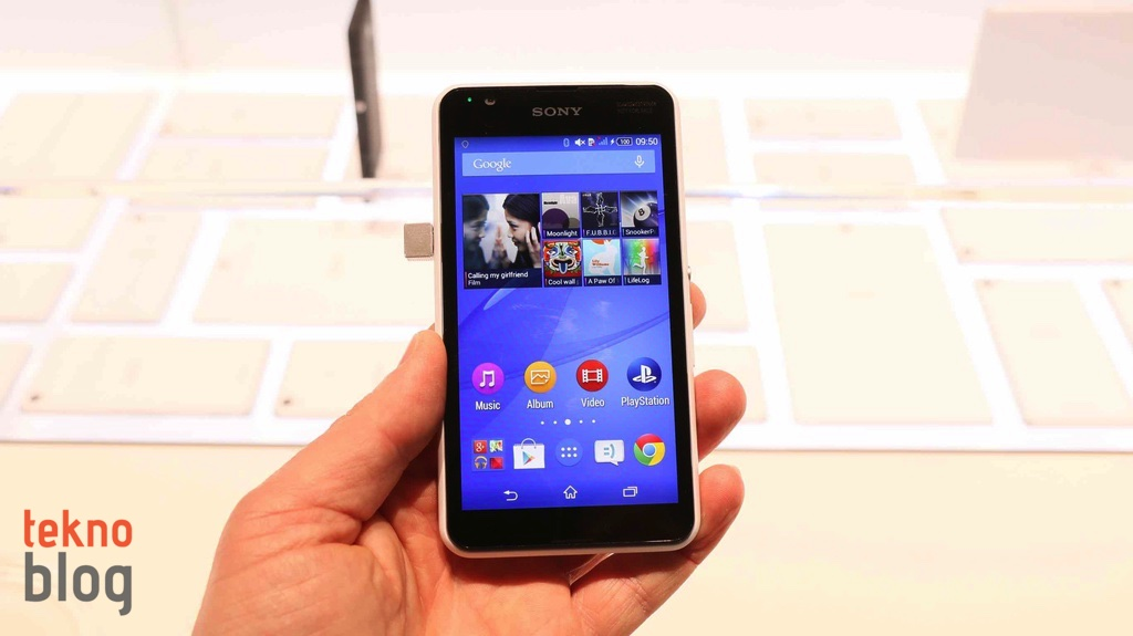 Sony Xperia E4g Ön İnceleme