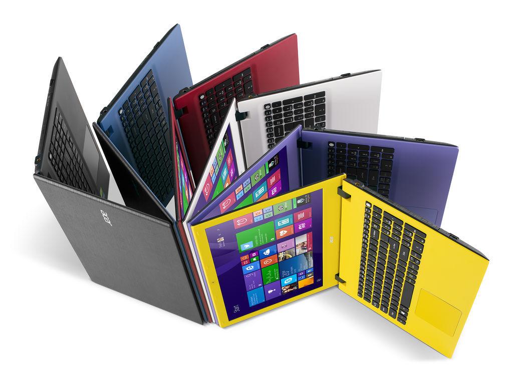 Acer yeni Android, Windows ve Chrome OS ürünlerini tanıttı