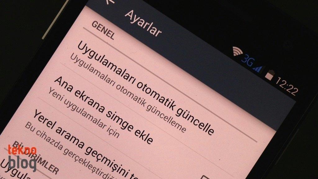Nasıl Yapılır: Google Play'den indirilen uygulamalarda otomatik güncellemeleri kapatma