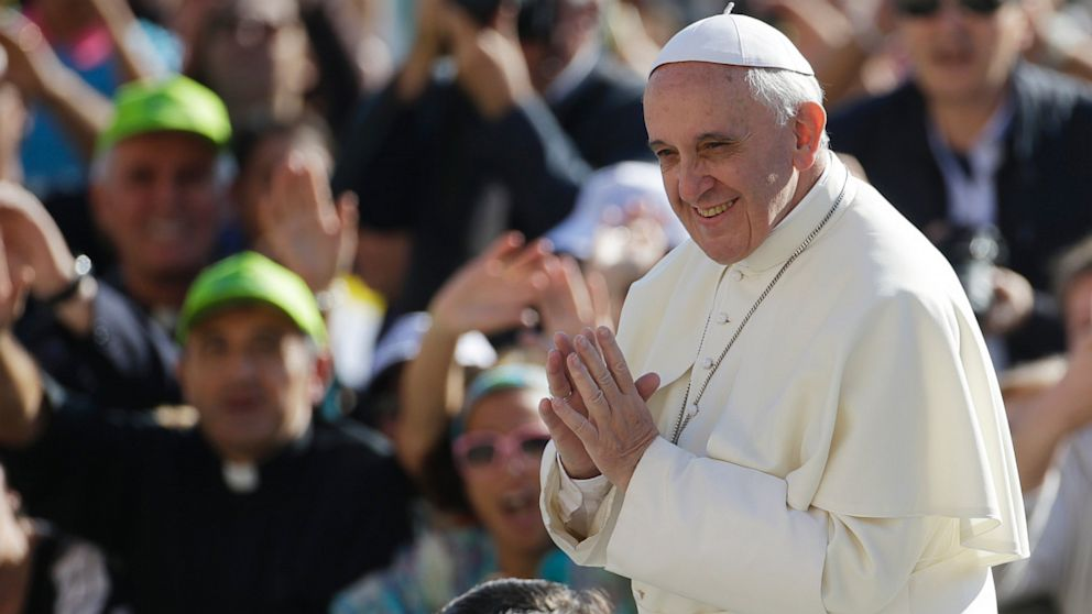 papa francis instagram