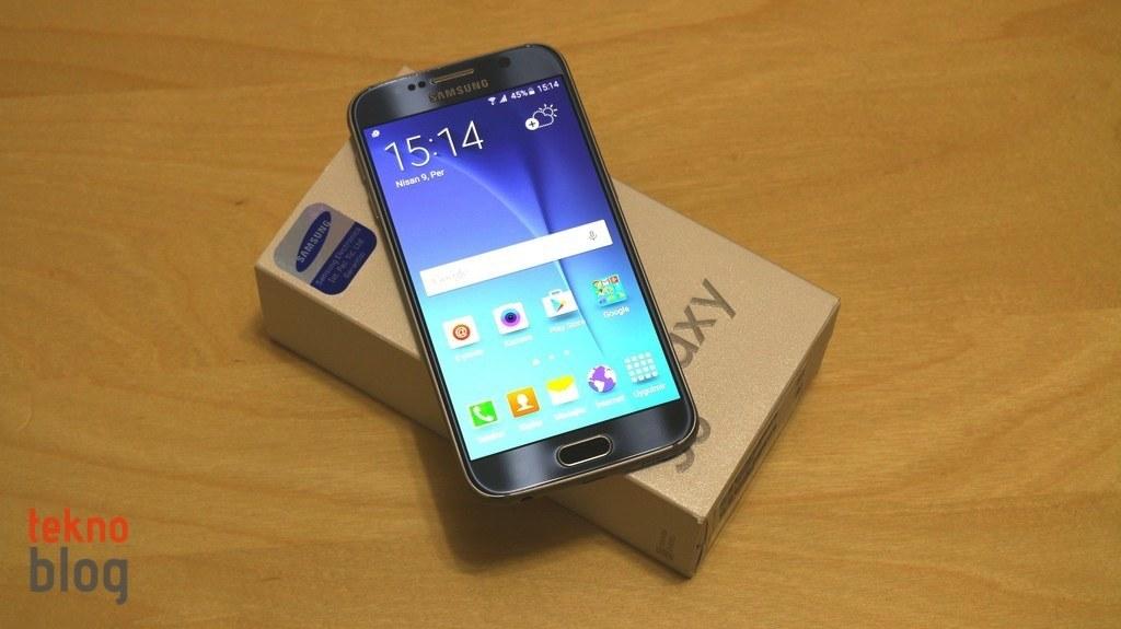 Video: Samsung Galaxy S6 kutusundan çıkıyor