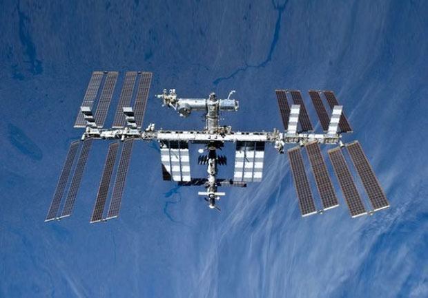 NASA Uluslararası Uzay İstasyonu
