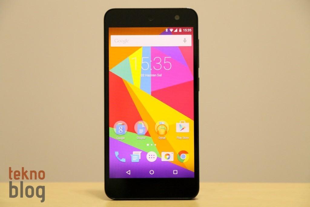 General Mobile 4G, Türkiye'nin ilk Android One telefonu
