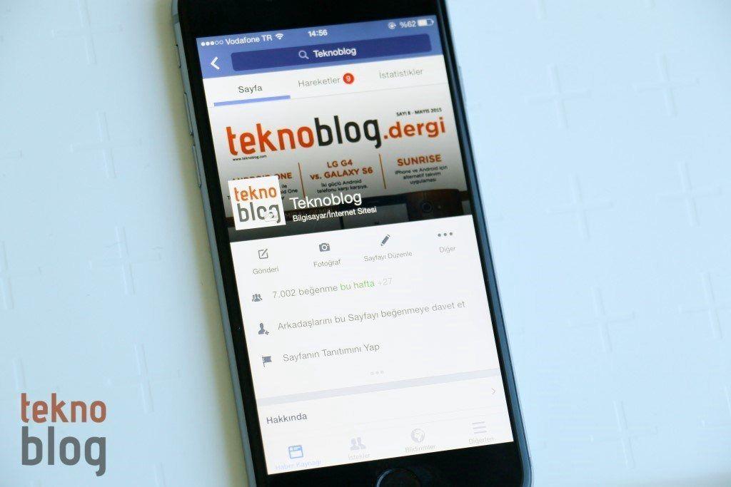 facebook durum guncellemeleri