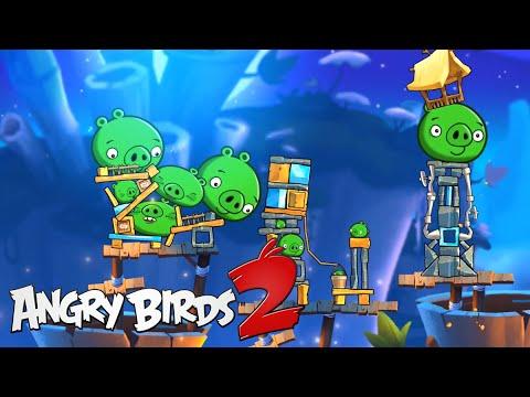 Angry Birds 2 iOS ve Android için yayınlandı