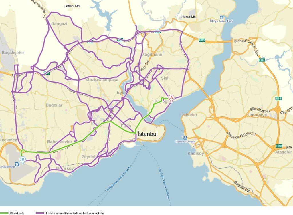 yandex-navigasyon-istanbul-trafik-rota-140715-1
