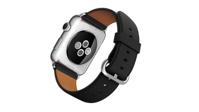 Apple Watch_Classic Buckle Black-650-80