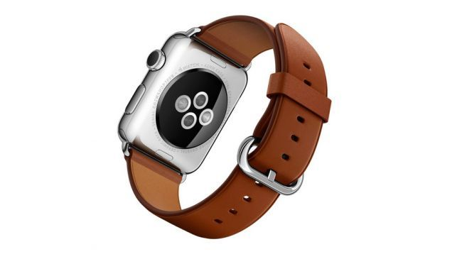 Apple Watch_Classic Buckle Brown-650-80