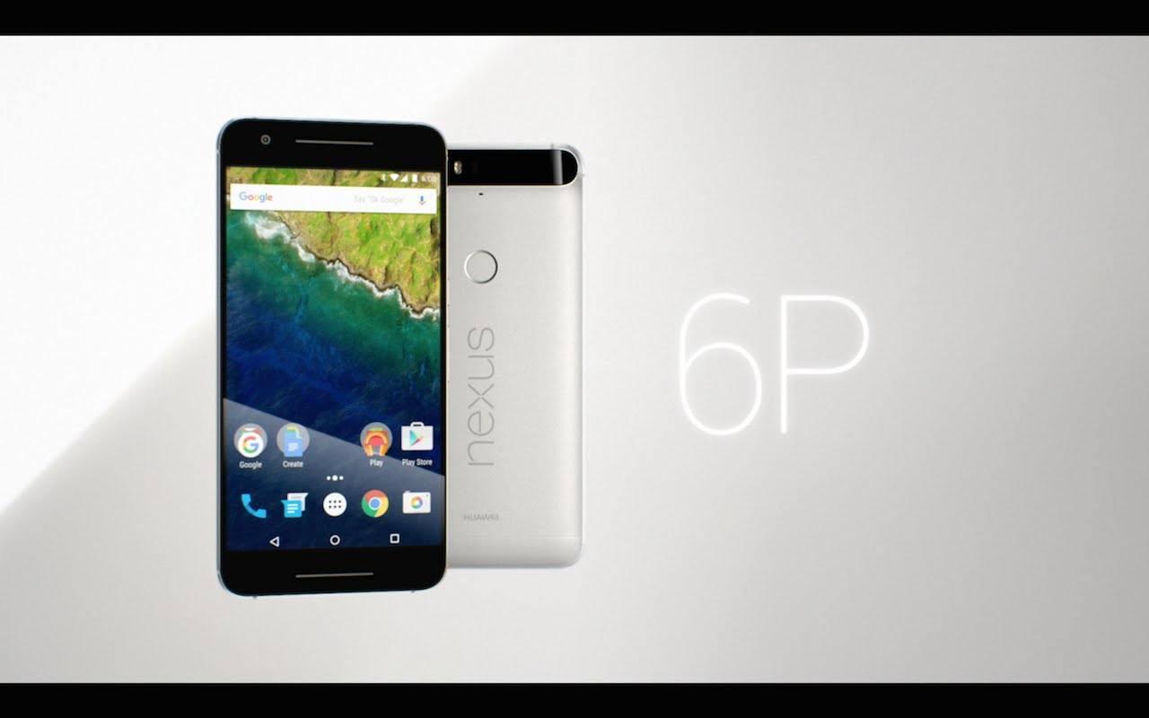 Google Nexus 6P duyuruldu