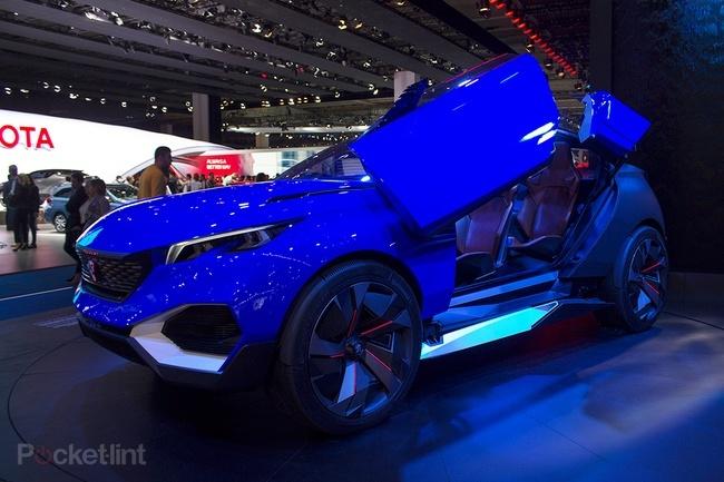 Peugeot Fractal Konsept