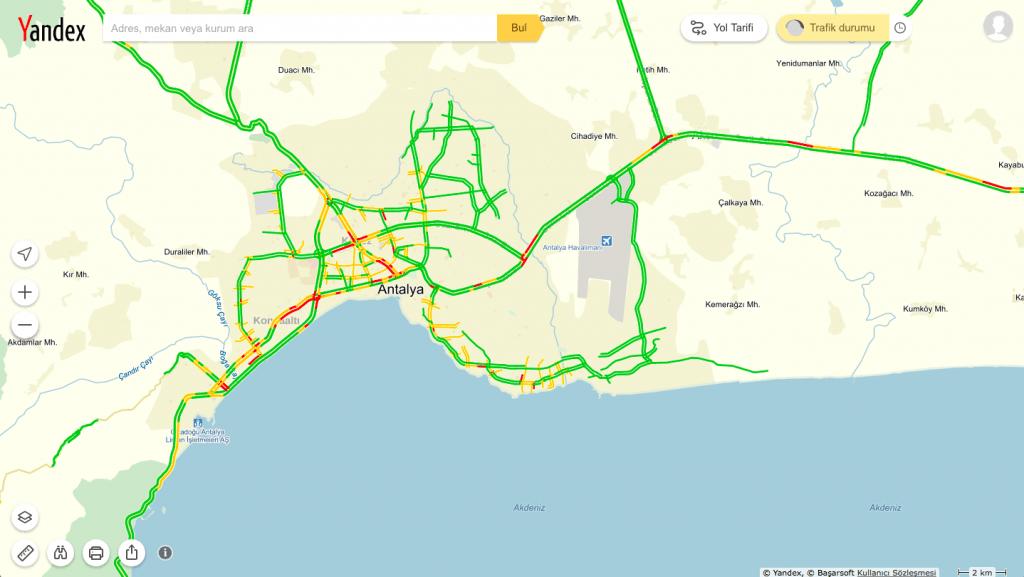 yandex-antalya-trafik-170915