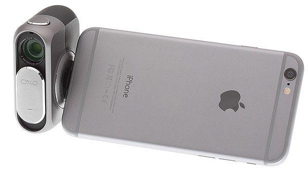 DxO ONE iPhone Apple Watch