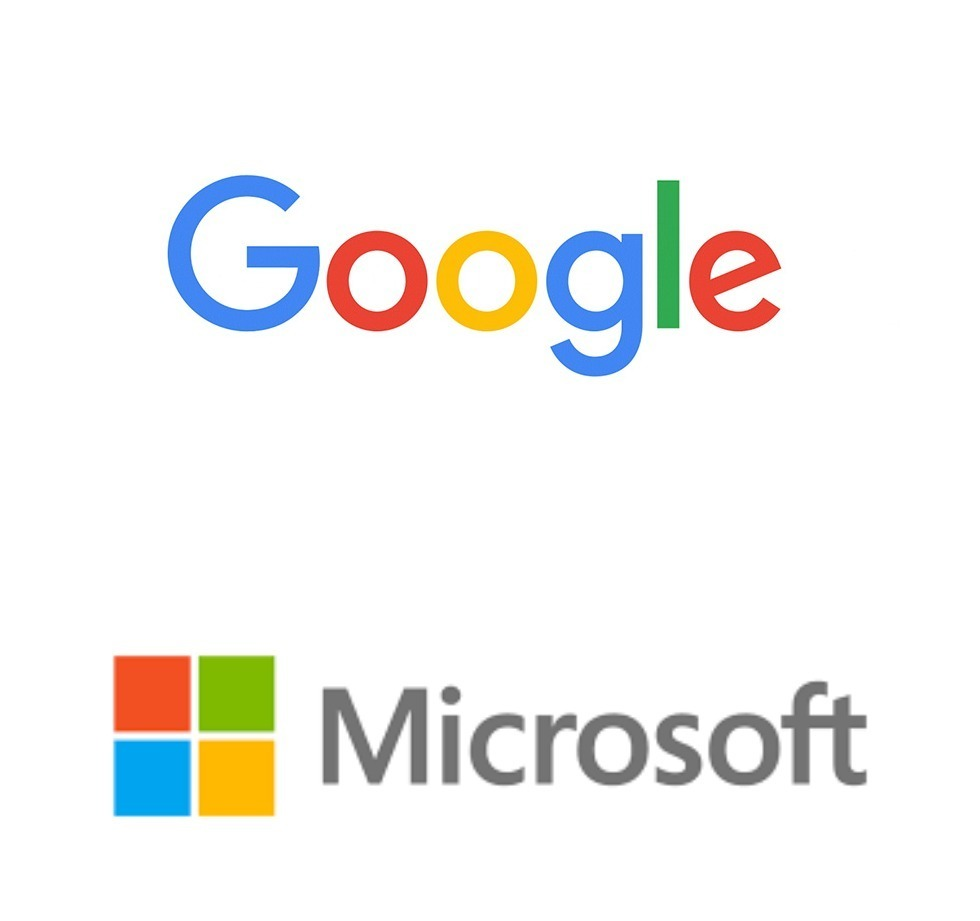 google ve microsoft