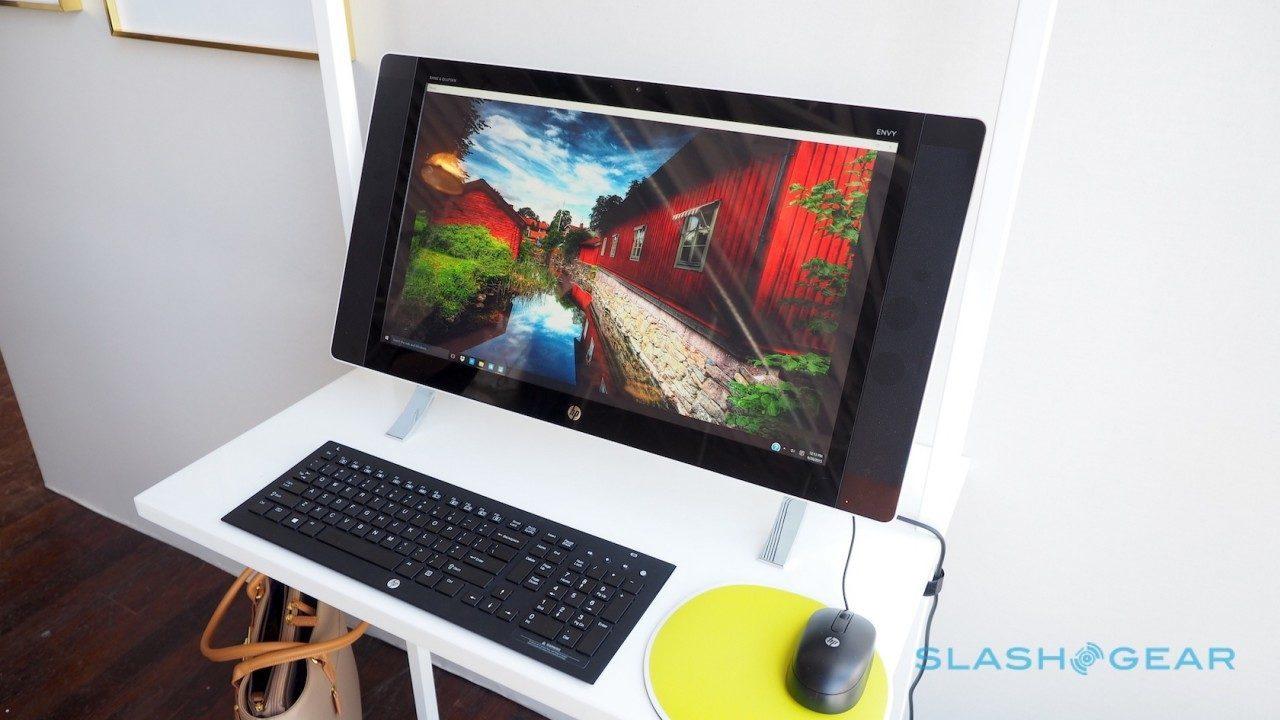 HP Envy AiO - Görsel: SlashGear