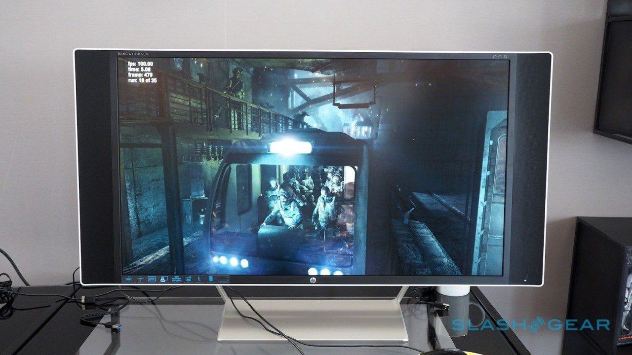 HP ENVY 32 Media Display - Görsel: SlashGear