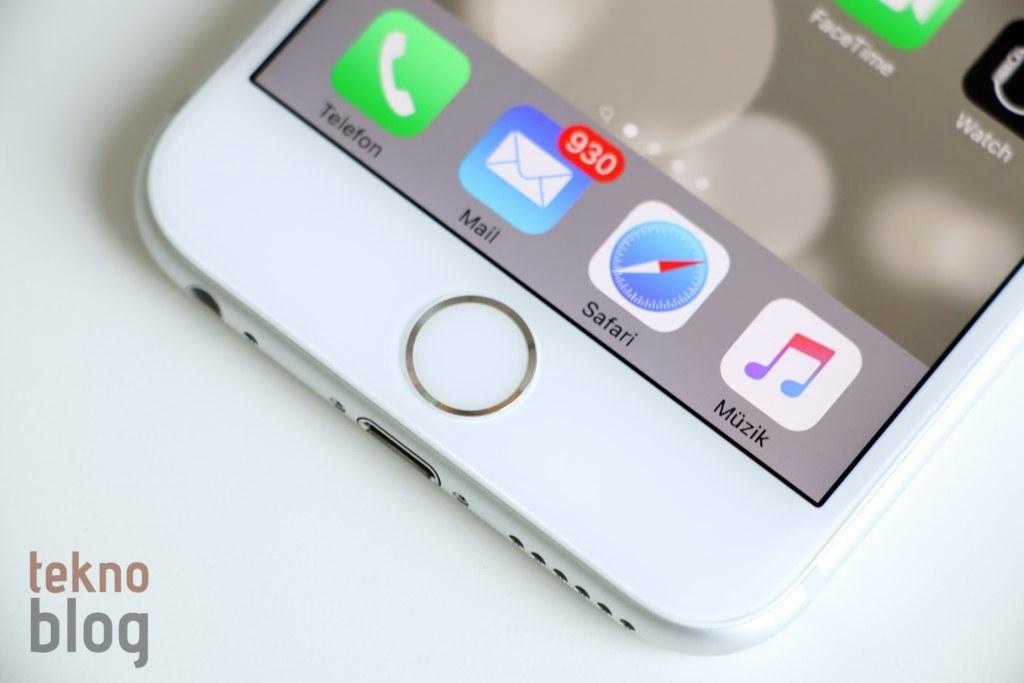 iphone ekran kilidi