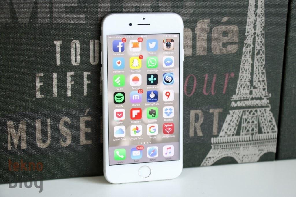 iphone pil değişim