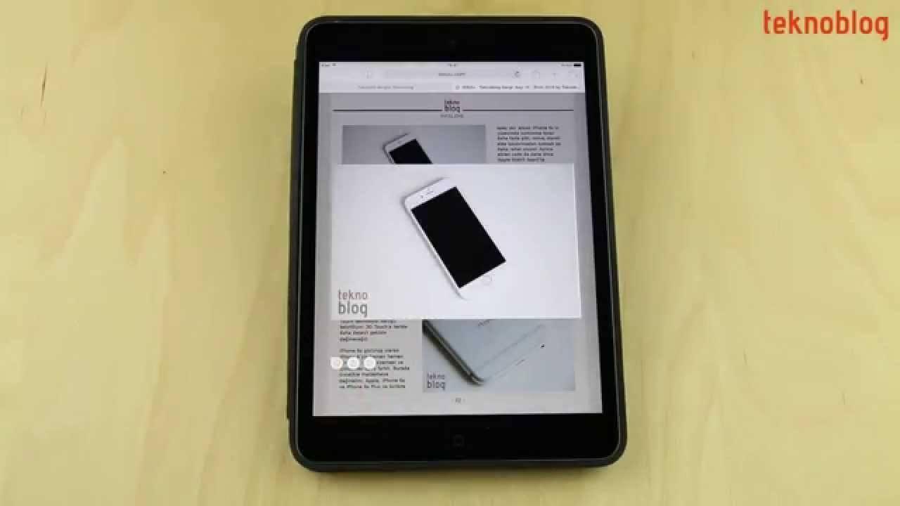 Teknoblog Dergi iPhone ve iPad'de nasıl okunur?