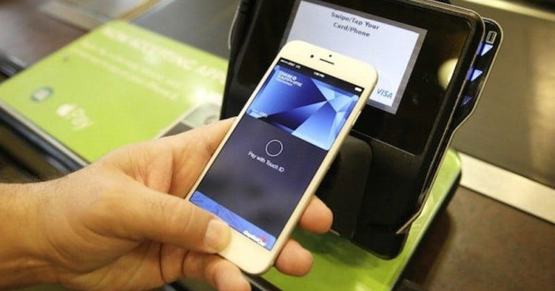 apple pay fransa